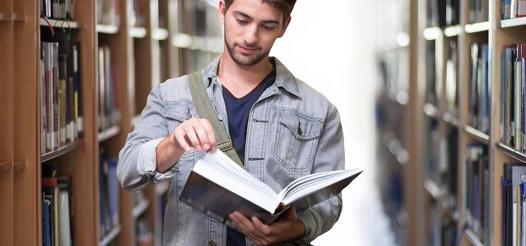 Online master student thesis education